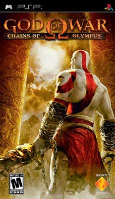 God of War: Chains of Olympus Godofwarchainspsp