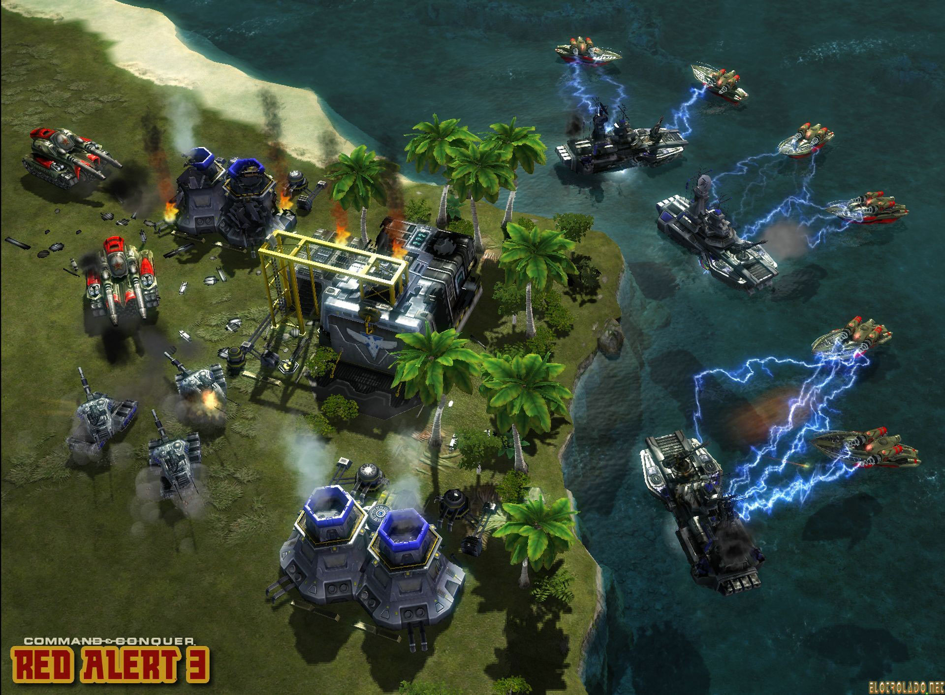 Download games command and conquer.