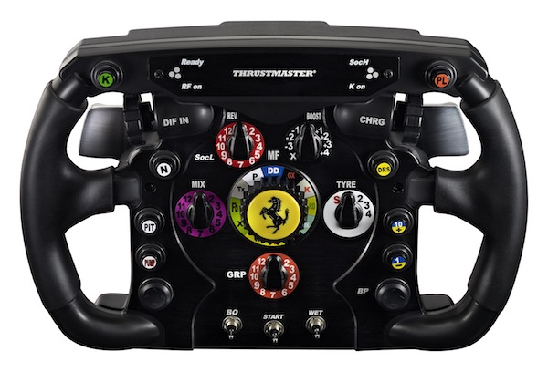 product photo for Thustmaster T500 RS Ferrari F1 Wheel Add-On
