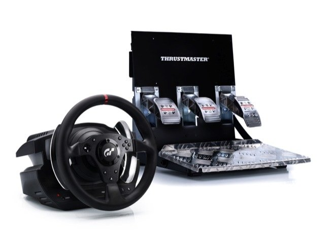 VOLANTE T500 RS THRUSMASTER Thrustmaster-t500-rs-0342